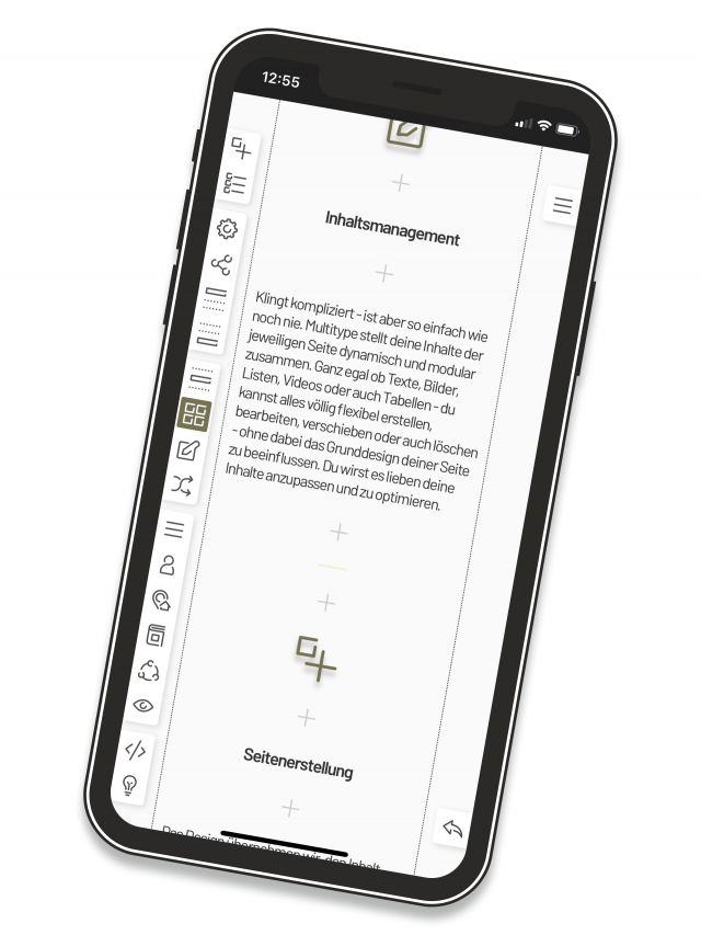 Multitype Plus Website