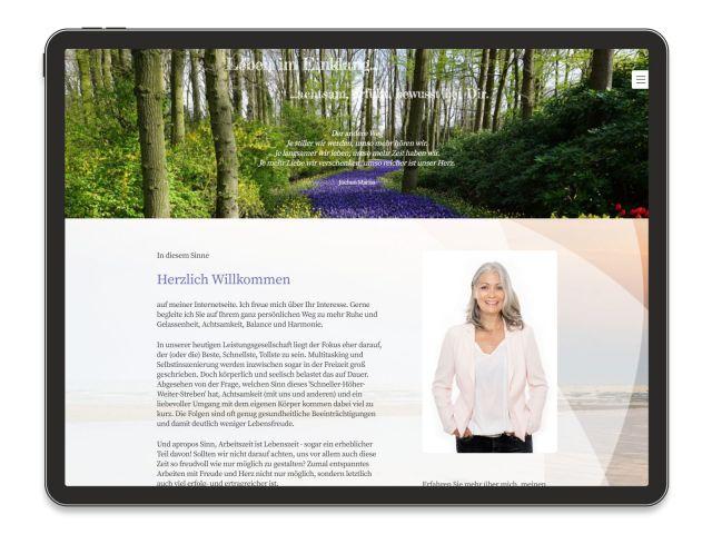 Referenz - Kathrin Battke Klangentspannung und Coaching